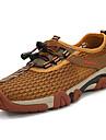 Bărbați Pantofi Tul Vară Confortabili Adidași de Atletism Drumeții Maro / Verde Militar / Bleumarin