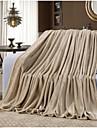 Super Moale Solid Poliester pături