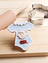 Cookie Tools Kläder Djur tecknad Shaped för Sandwich För Godis för ost Paj Kaka Bröd Rostfritt stål Barn Thanksgiving alla hjärtans dag