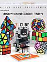 cubul lui Rubik Cub Viteză lină pyraminx Mirror Cube Cuburi Magice Alină Stresul Plastice Dreptunghiular Pătrat Cadou
