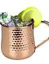 500 ml de curcan de oțel inoxidabil cupru placat cu suc de cocktail