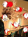 Autocollants muraux decoratifs - Autocollants avion Noel / Vacances Salle de sejour / Salle a manger / Magasins / Cafes