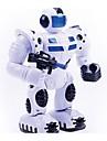 RC Robot Barn Elektronik ABS Gång Fjärrkontroll Kul Klassisk Barn