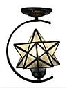 Chic och modern Takmonterad Glödande - designers, 110-120V 220-240V Glödlampa inte inkluderad