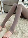 Pentru femei Solid Culori Mate Legging