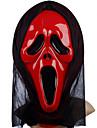 craniu masca fantomă înfricoșător țipa negru anonim hood masti Halloween mascarada cosplay masca partid costum prop