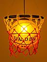 Nouveaute Lampe suspendue Lumiere d'ambiance - Mat, Style mini, Ampoule incluse, 110-120V / 220-240V, Blanc Creme, Ampoule non incluse