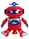RC Robot LZ444-3 Barn Elektronik ABS Sång Dans Gång Talande Multifunktion Fjärrkontroll