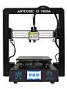 allcubic 3d imprimanta i3 mega cadru complet metalic colorate industriale grad mare de precizie permite vânzarea fierbinte