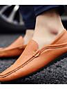 Homme Chaussures Polyurethane Printemps / Automne Moccasin Mocassins et Chaussons+D6148 Jaune / Rouge / Bleu