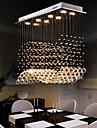 Lustres Luz Descendente - Cristal Lampada Incluida Designers, Artistico Inspirado da Natureza LED Chique & Moderno Regional Tradicional /