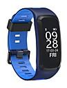 f4 brățară inteligentă ip68 tensiunii arteriale sânge de oxigen rata de inimă monitor banda inteligentă pentru ios / android