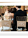 Wedding / Engagement / Wedding Party Flax Mixed Material Wedding Decorations Classic Theme All Seasons