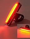 Baklykta till cykel LED - Cykelsport USB Stöttålig Vattentät anti slip LED ljus Andra 100 Lumen USB