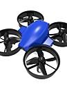 RC Dronă DM107S 4CH 6 Axe 2.4G Quadcopter RC Lumini LED / Auto-Decolare / Headless Mode Quadcopter RC / Telecomandă / 1 Baterie Dronă