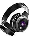 zealot b19 sans fil bluetooth casque lcd affichage basse ecouteurs casque avec mic fm radio micro-sd tf fente pour carte