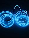 BRELONG® Guirlandes Lumineuses 0 LED Blanc Rose Vert Bleu Rouge <5V