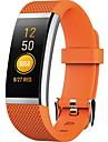 nou se potrivesc hr2 smart bluetooth ceas brățară ceas sport rezistent la apa ritmul inimii somn de monitorizare informații apel apel