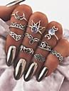 Žene Prestenje knuckle ring - Legura dame, Vintage Jewelry Hamsa Pink Za Dnevno Jabuka Univerzalna veličina