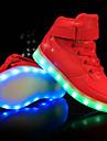 Αγορίστικα Παπούτσια PU Ανοιξη καλοκαίρι Ανατομικό / Φωτιζόμενα παπούτσια Αθλητικά Παπούτσια LED για Λευκό / Μαύρο / Κόκκινο / Πάρτι & Βραδινή Έξοδος / TR