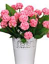Flori artificiale 2 ramură Stil modern / Nuntă Hydrangeas Față de masă flori