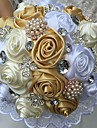 """flori de nunta buchete nunta mătase 9.84 """"(cca.25cm) accesorii de nunta"""