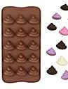 Cake Moulds Choklad Kiselgel Fastnar ej Hög kvalitet