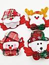 Recuzite Vacanță Christmas Decorations Cadouri de Crăciun Consumabile pentru Petrecerea de Crăciun Jucarii Costume Moș Elk Om de zapada