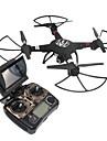 RC Drönare WL Toys Q303-A 4 Kanaler 2.4G Med 720P HD-kamera Radiostyrd quadcopter Vidvinkelkamera Retur Med Enkel Knapptryckning Sväva