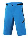 Arsuxeo Herr Cykelshorts Cykel Säckiga Shorts / MTB-shorts / Underdelar Snabb tork, Anatomisk design, Andningsfunktion Klassisk / Elastan