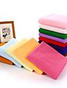 Färsk stil Badhandduk,Solid Överlägsen kvalitet Poly/Bomull Handduk