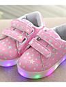 Fete Pantofi PU Toamnă Iarnă Confortabili Adidași Pentru Casual Alb Negru Roz