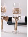 Fibră de Sticlă Prăjire Flutes Cutie de Cadouri Temă Plajă Temă Grădină Temă Fluture Temă Clasică Tema Vintage Tema rustic Toate Sezoanele