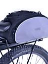 Rosewheel Cykelväska 13L Väskor till pakethållaren Väska till pakethållaren/Cykelväska Vattentät Inbyggd Vattenkokare Väska Reflexremsa