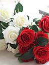 Fleurs artificielles 1 Une succursale Style europeen Roses Fleur de Table