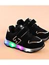 Fete Pantofi PU Primăvară / Toamnă Confortabili Adidași pentru Negru / Gri / Roz