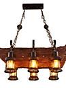 Retro/vintage Land Ministil Hängande lampor Glödande Till affärer/caféer 110-120V 220-240V Glödlampa inte inkluderad