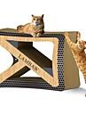 Iarba Mâței Scratch Pad Lux Compatibil animale companie Multicolor Scratch Pad Paraben Free Hârtie Cretată Hârtie Carton Pentru Pisici