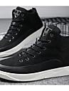 Bărbați Pantofi Pânză Toamnă / Iarnă Confortabili Adidași Alb / Negru / Kaki
