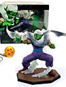 Las figuras de accion del anime Inspirado por Bola de Dragon Piccolo CLORURO DE POLIVINILO 16 cm CM Juegos de construccion muneca de juguete