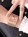 Women\'s Fashion Watch Dress Watch Gold Watch Quartz Silver / Gold / Rose Gold Casual Watch Analog Ladies Fashion - Gold Silver Rose Gold