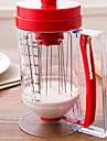 Outils de cuisine Acier inoxydable Metre Fouet Liquide 1pc