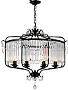 LightMyself™ Lanterne Traditionnel / Classique Lustre Lampe suspendue Lumiere d'ambiance - Cristal, 110-120V 220-240V Ampoule non incluse