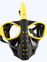 Simglasögon Snorkelmask Anti-dimma Explosionssäker Simmning Dykning PC