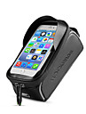 Handy-Tasche 6 Zoll Touchscreen, Reflektierend, Wasserdicht Radsport fuer iPhone 8/7/6S/6 / iPhone X / Samsung Galaxy S8+ / Note 8 Schwarz / iPhone XR / iPhone XS / iPhone XS Max / Tragbar