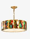 QIHengZhaoMing Chic och modern Hängande lampor Glödande - Ögonskydd, 110-120V 220-240V Glödlampa inkluderad