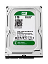 WD Laptop / Notebook Hard Disk Drive 3TB SATA 3.0 (6 Gb / s) WD30EZRX
