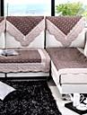 Sofa Cushion Polka Dot / Geometric Reactive Print Cotton / Linen Slipcovers