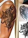 5 pcs Tatoveringsklistremerker midlertidige Tatoveringer Totem Serier / Dyre Serier kropps~~POS=TRUNC arm
