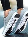 رجالي أحذية الجري مطاط المشي ركض الركض خفة الوزن توسيد التنفس إمكانية تول سكني غامق أزرق رمادي